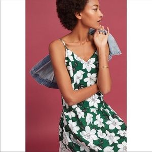 🆕 Anthropologie JOA Lawn Party Midi Dress